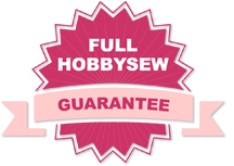 View the Hobbysew Guarantee