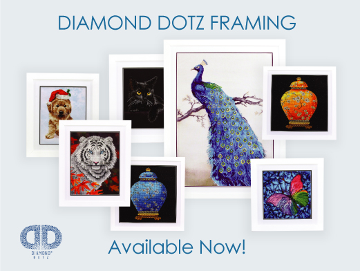 Diamond Dotz Framing