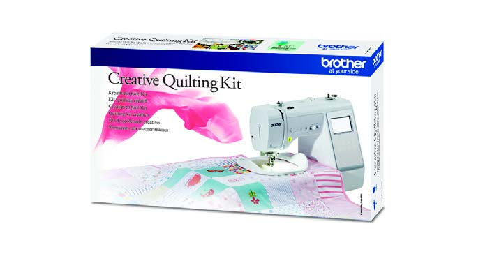 Brother Innov-is NV180D Creative Quilting Kit