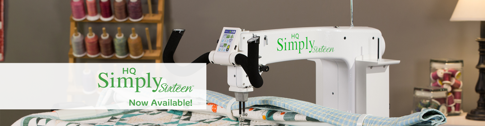 Handi Quilter - Simply Sixteen - Quilting Machine