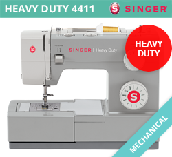 Beginner Sewing Machine - Singer Heavy Duty 4411