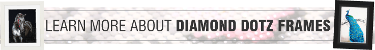 About Diamond Dotz Frames