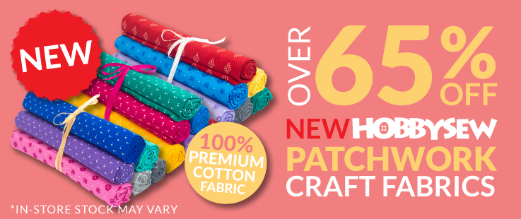 Patchwork Craft Fabrics
